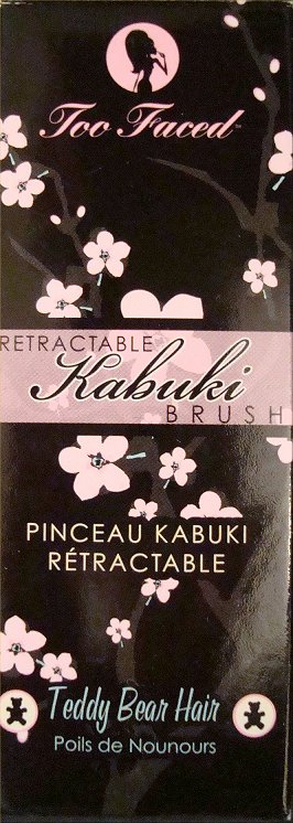 Too Faced Kabuki Brush Retractable