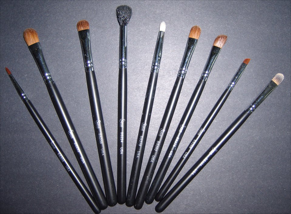 Sigma brushes review