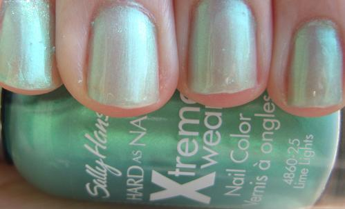 Sally Hansen Hard As Nails Xtreme Wear Nail Color Collection ...