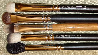 MAC, Sigma & Everyday Minerals Brushes