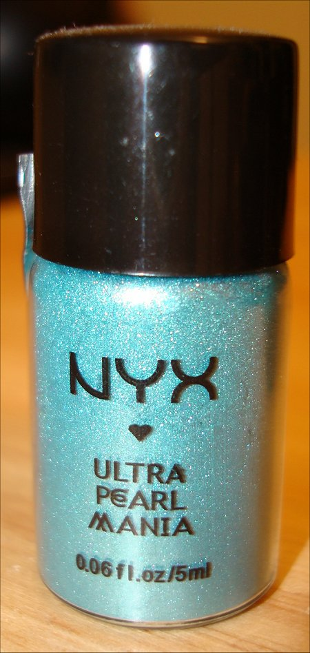NYX Ultra Pearl Mania (Turquoise) Bottle