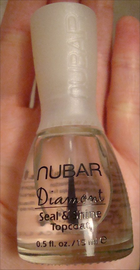 Nubar Diamont Seal & Shine Topcoat