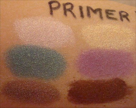 NYX Ultra Pearl Mania Swatches