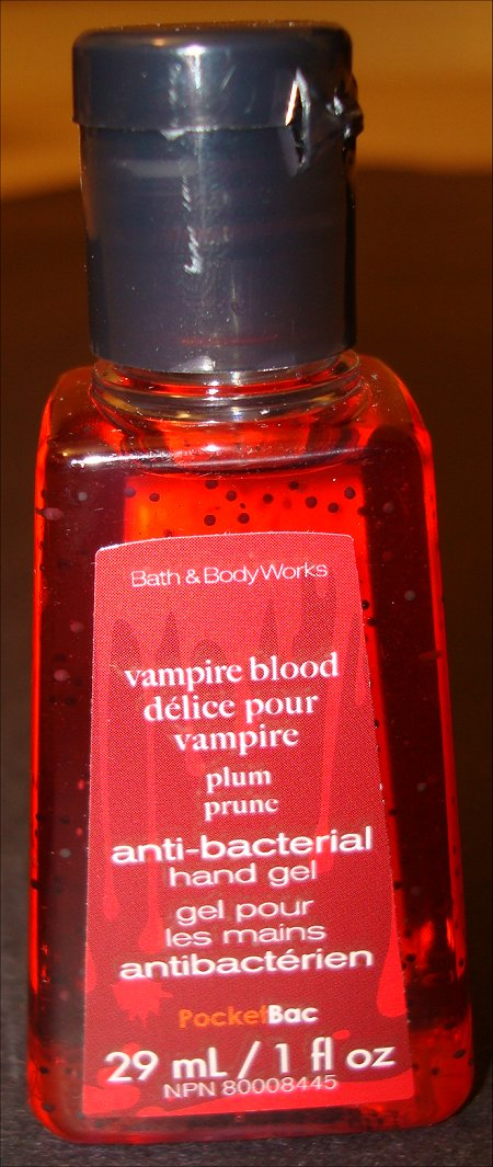 Bath and Body Works Vampire Blood PocketBac