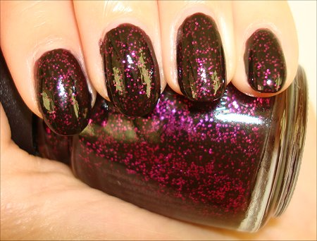 China Glaze Mummy May I Swatch
