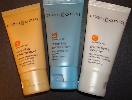 Clarisonic Mia Cleansers