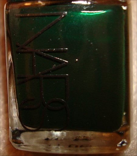 NARS Zulu Nail Polish Bottle
