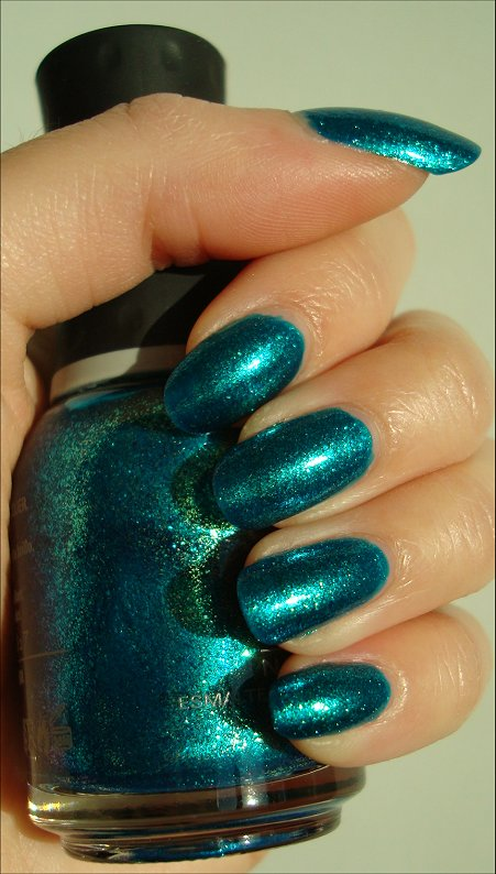 Orly Halley's Comet Swatch