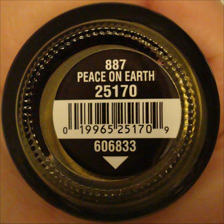 China Glaze Peace On Earth Nail Polish Bottle