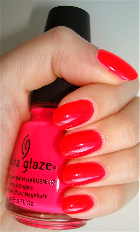 Glaze Pool China Glaze Pool Party Swatch