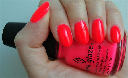 Glaze Pool China Glaze Pool Party Reviews