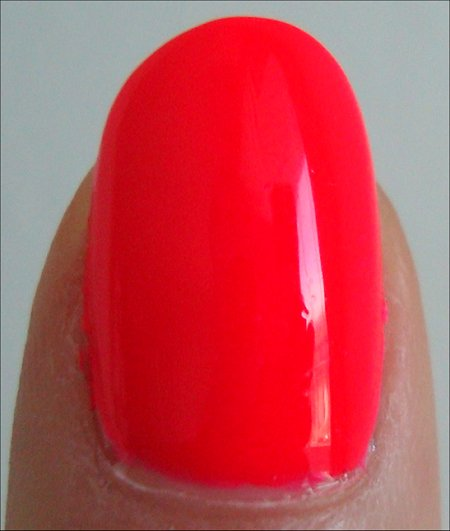 China Glaze Pool Party Swatch