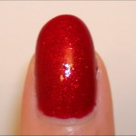 China Glaze Ruby Pumps Swatch