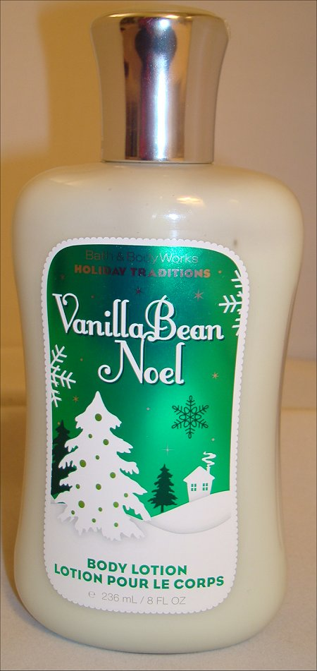 Bath & Body Works Vanilla Bean Noel Body Lotion