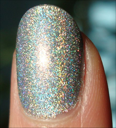 China Glaze Sexagon Swatch