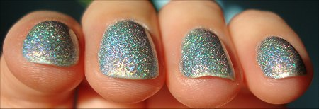 China Glaze Sexagon Nail Polish Swatches