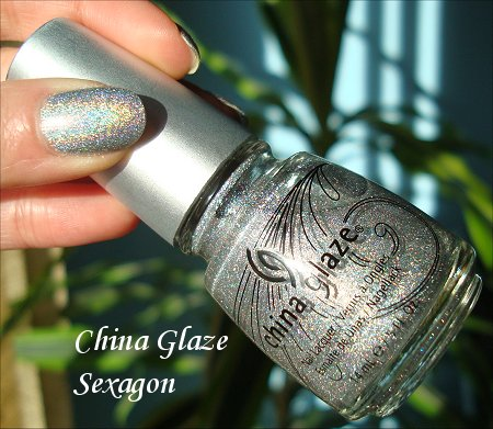 China Glaze Sexagon