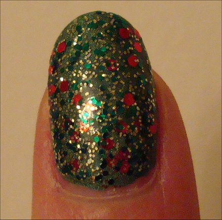 China Glaze Tis The Season Collection Swatches Party Hearty