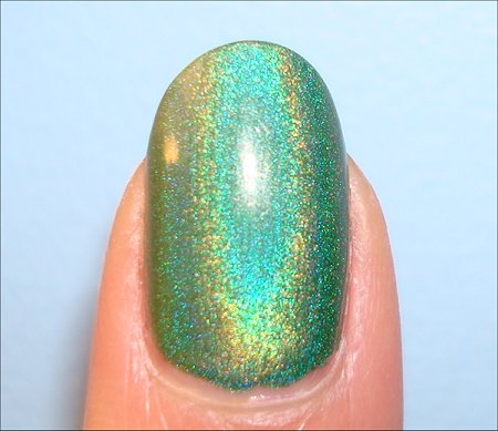 Nubar Going Green Collection Reclaim Swatch