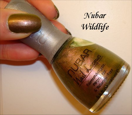 Nubar Going Green Collection Wildlife