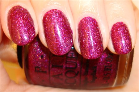 OPI Designer Series Extravagance Swatches