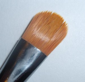 Crown Studio C224 Oval Camouflage Brush Review & Pictures