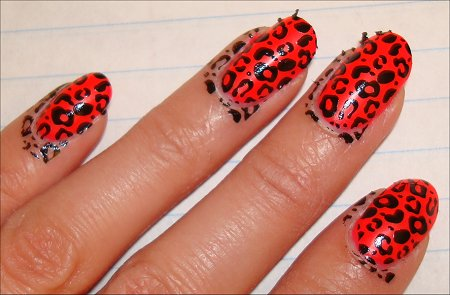 Easy Konad Nail Art Tutorial Instructions