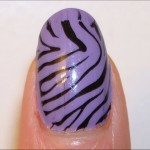 Purple Zebra Konadicure Swatches