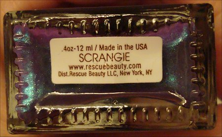 Rescue Beauty Lounge Scrangie Nail Polish