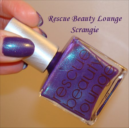 Rescue Beauty Lounge Scrangie Polish