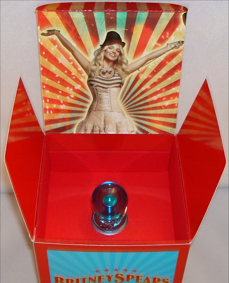 Britney Spears Circus Fantasy Perfume Review