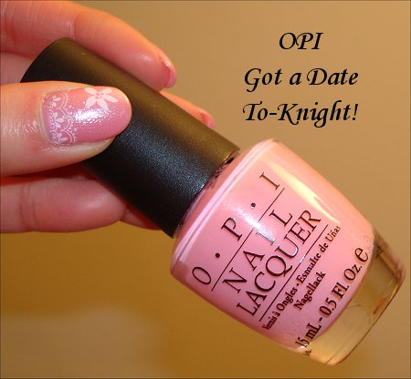 OPI Got a Date To-Knight Review