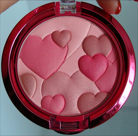 Physicians Formula Blush with Hearts Rose
