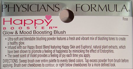 Physicians Formula Happy Boosting Blush in Rose