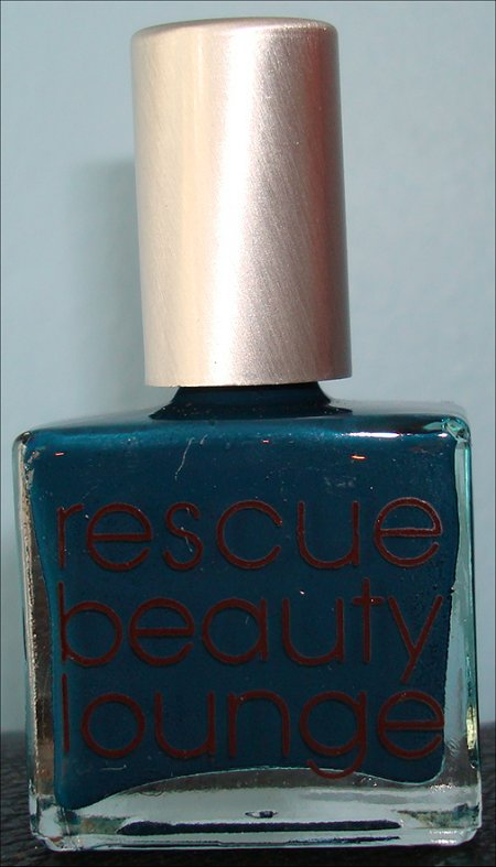 Rescue Beauty Lounge Teal Review