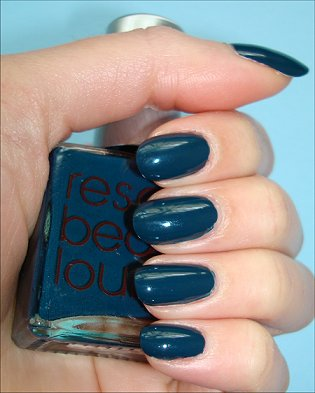 Rescue Beauty Lounge Teal Swatches