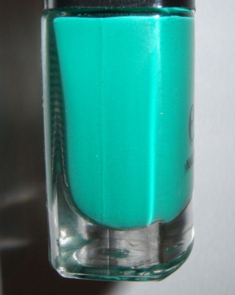 elf Essentials Nail Polish Teal Blue