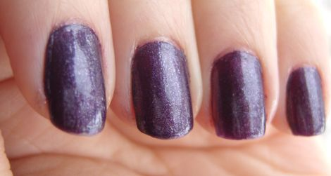 e.l.f. Essentials Party Purple Swatches