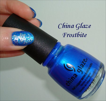 China Glaze Frostbite Pictures