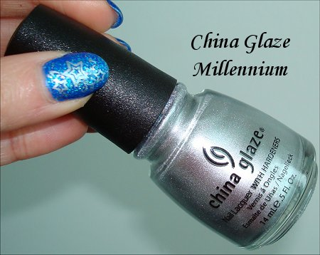 China Glaze Millennium Nail Polish