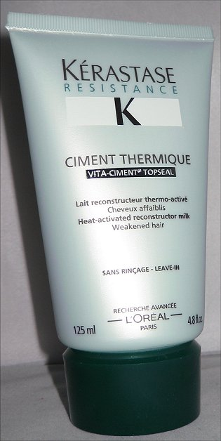 Kerastase Resistance Ciment Thermique Vita-Ciment Topseal Review