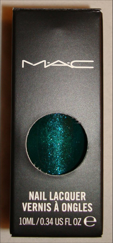 MAC Cosmetics Jade Dragon Nail Polish