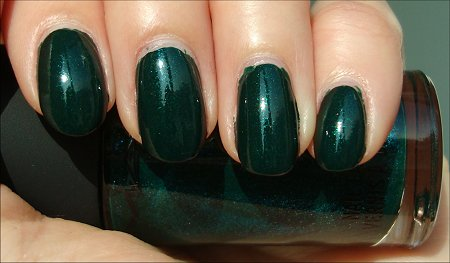 MAC Jade Dragon Swatch