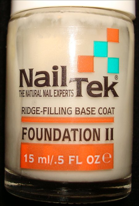 Nail Tek Foundation 2 Base Coat