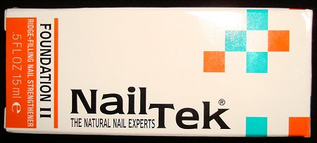 Nail Tek Foundation II Base Coat