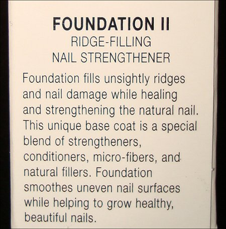 Nail Tek Foundation II Ridge Filling Base Coat