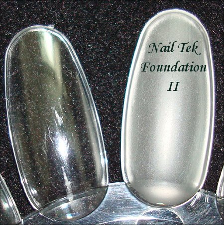Nail Tek Foundation II Swatches