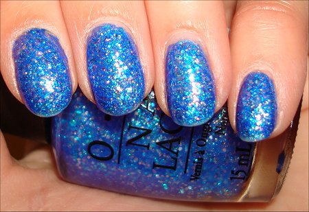 OPI Katy Perry Collection Swatches