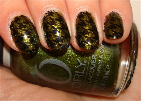 Orly It's Not Rocket Science Swatch Konadicure Swatch