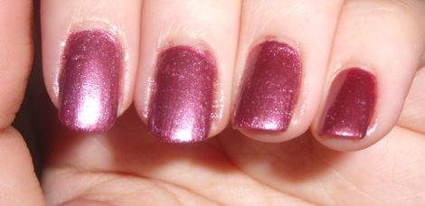 Image of elf Essentials Sunset Nail Polish Swatches